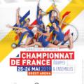 CHAMPIONNAT DE FRANCE DES ENSEMBLES NATIONAUX DES 25 ET 26 MAI A BREST