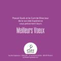 Read more about the article Carte de Voeux 2019